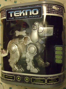 Tekno - The Robotic Puppy (NEVER out of the BOX ! !) Strathcona County Edmonton Area image 1