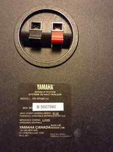 Compact Bookshelf speakers from Yamaha	NS-SP50C Peterborough Peterborough Area image 2