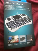 Mini wireless keyboard asking $20 each or two for $35