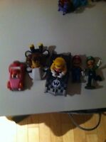 Figurines Mario bross