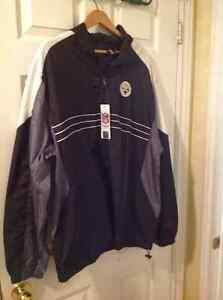 Pittsburgh Steelers windbreaker jacket