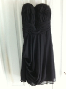 For Sale Black classic Prom/Bridesmaid dress