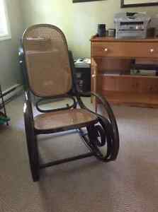 Stunning Bentwood Rocking Chair