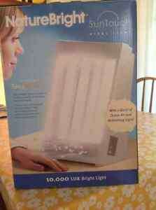NatureBright sunlamp