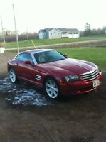 Chrysler Crossfire 2005 3.2