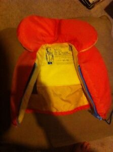 Life Jacket - child up to 40 lbs