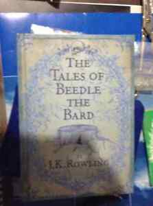 Tales of Beedle the Bard for sale