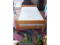 Child's single bed Thuka Shorty 162cm x 90cm