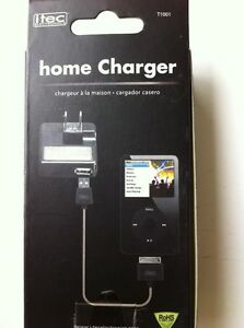 Home Charger made for iPod - NEW