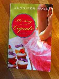 """""""The Icing on the Cupcake"""" a novel by Jennifer Ross"""