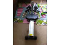Pro fitness Duel Hydraulic Arm Rowing Machine