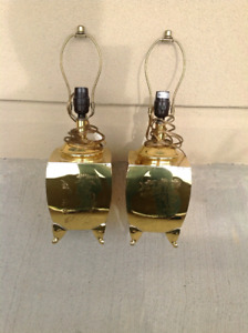Looking for Brass Lamps