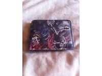 Mans wallet