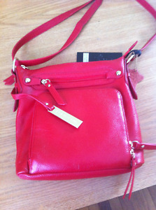 BRAND NEW NEVER USED Purse - Red - KGB Black Label