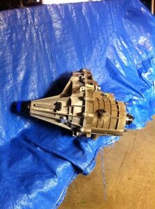 Transfer case for/from Chevrolet 1500 HD crew cab