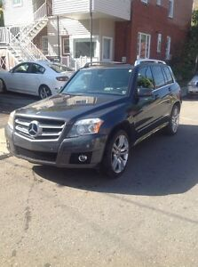 Mercedes-Benz 2011 4 Matic GLK 350
