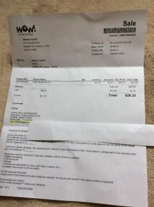 $25 Public Mobile voucher