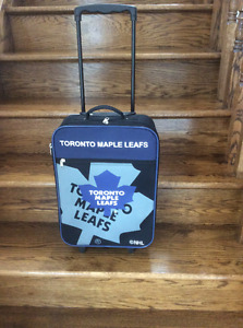Suit case  (Toronto Maple Leafs). Just like new