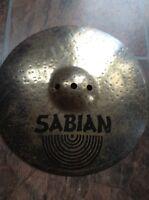 Sabian AA fusion 13 hihats