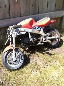 Mini/kids motorcycle for parts