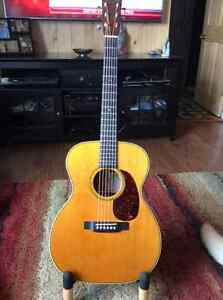 Martin 00028EC Eric Clapton numbered limited edition