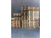 Pallets for sale.