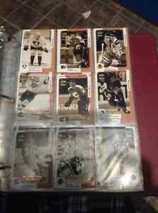 A lot of random hockey cards