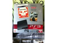 PS 3 Mega Bundle