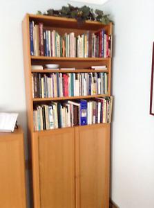 IKEA spice bookcase