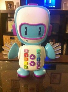 Math teaching  robot