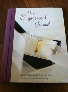 Engagement/Wedding Journal