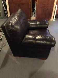 Lay-Z-Boy Leather Chair