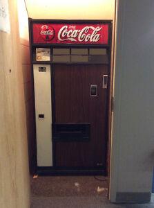 Coke Vending Machine