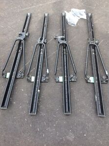Bicycle carriers Thule