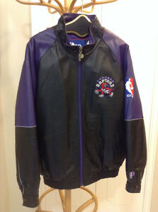 Raptors all Leather jacket