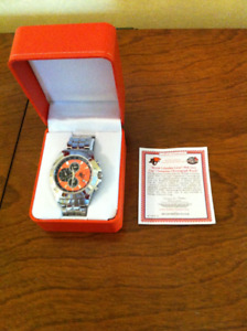 BC Lions 99th Grey Cup Champions Chronograph Watch