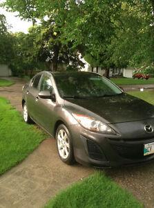 2011 Mazda3 Private Sale