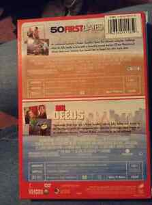 50 First Dates and Mr Deeds dvds Kitchener / Waterloo Kitchener Area image 2
