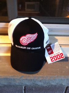 Detroit Red Wings / Bud Light Stanley Cup Hat *New W/Tag*