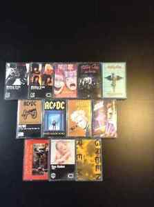 Several Rock / Pop Cassette Tapes $2.00 each or 4 for $4.00 London Ontario image 1