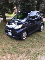 2009 smart for two with winter tires