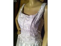 Jessica McClintock wedding dress, size 12