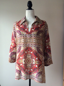 TALBOTS Tunic Top, Size 14P