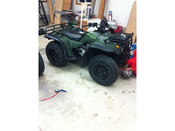 Used 1997 Honda fourtrax