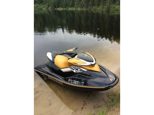 Used 2006 Sea Doo/BRP Rxp 215