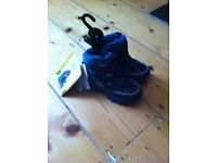 Brand new M&S Boys boots size 5