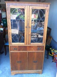 Antique Hutch $195