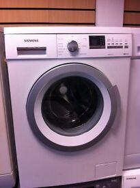 Siemens 8 kg washing machine digital display
