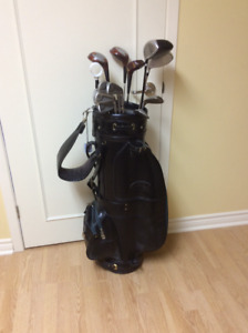 Équipement de golf complet