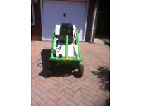 Etesia Ride On Lawnmower